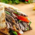 Beef Shawarma Sandwish Extra