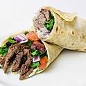 Beef Shawarma Sandwish