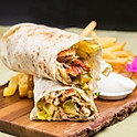 Chicken Shawarma Sandwish Extra