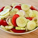 Vegetables Slice Salad