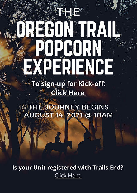 Zoom Registration for Yucca Council 2021 Popcorn Kickoff