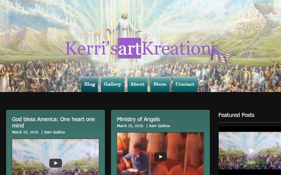 KERRI'S ART KREATIONS