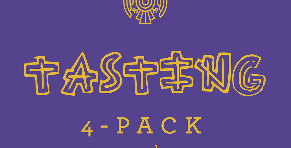 SINGLE ORIGIN TASTING 4-Pack