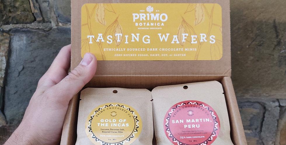 PERU SERIES Mini Tasting Wafers (20 ct)