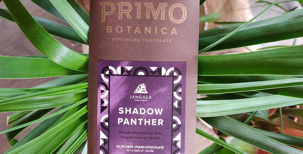 SHADOW PANTHER (92.3% cacao)