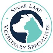 Sugar Land Vet Specialists-ER Care logo.