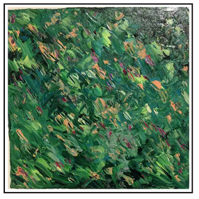 2018, oil on canvas
