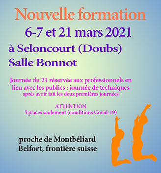 annonce formation reduite pour 1re page