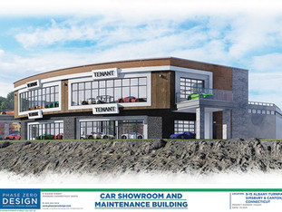 Hearing for EV Showroom, fueling station continued to March 17