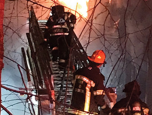 Volunteer Fire & EMS Crews in Canton respond to two house fires in 16-hour span