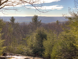 A natural world escape to a pair of Canton overlooks