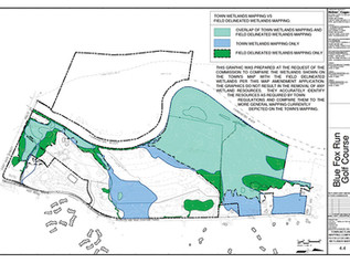 Hearing continued for Blue Fox Run wetlands map amendment proposal