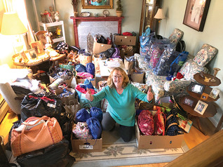 Unionville woman continues gift tradition
