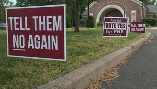 Farmington Voters Approve High School Project