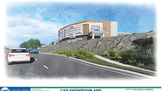 Canton Commissioners Express Concern with Intensity of Proposed Development at Town Line