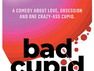 'Bad Cupid,' authored by Simsbury resident, to debut this month