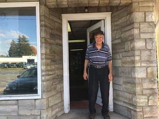 The late Steve Brighenti embodied hard work, friendly service