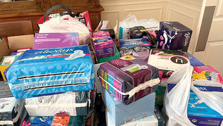 ForwardCT conducting drive for diapers, feminine hygiene products
