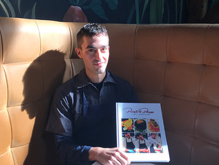 Local sous chef authors book