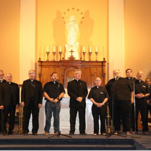 """Holy"" Men in Black"