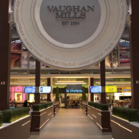 Vaughan Mills Outlet Mall