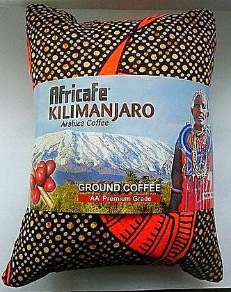 Kilimanjaro ground coffee, 400g-double wrapped