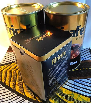 Coffee collection: 2 instant and 1 ground- 750g weight