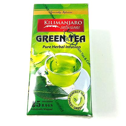 Kilimanjaro infusion green tea