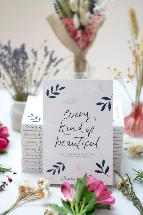 Every Kind Of Beautiful Poetry Book