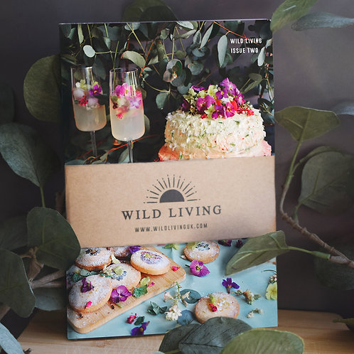WILD LIVING Issue Two June 2021