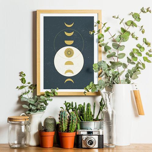 Phases Print