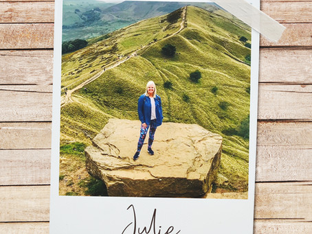 Featuring You- Julie James- Magazine feature