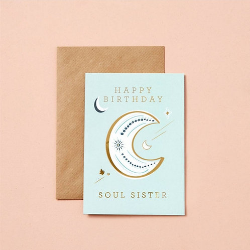 Happy Birthday Soul Sister