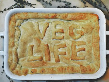 Vegan Christmas Dinner Alternative