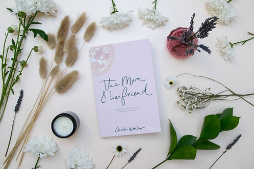 The Moon And Her Friend Poetry Book