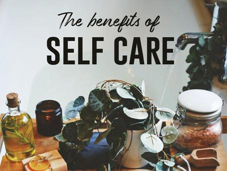 Self Care- Mental Health Awareness Week