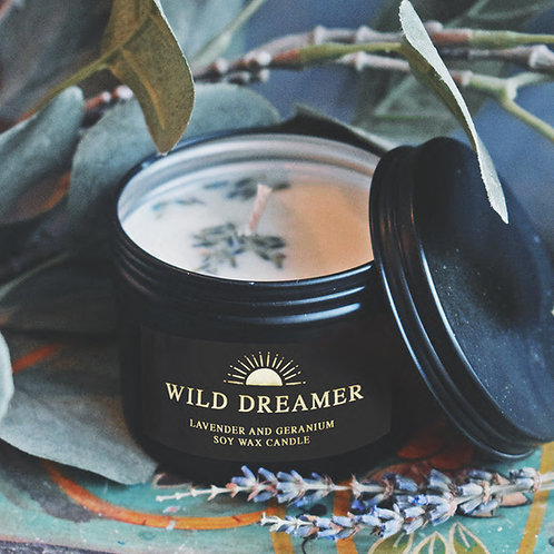 Wild Dreamer Candle