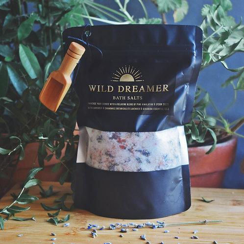 Wild Dreamer Bath Salts 500g