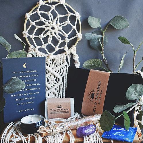 Wild Dreamer Luxury Bath Ritual Gift Set