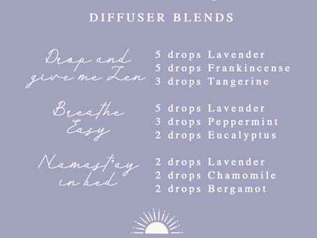 Lavender Diffuser Blends
