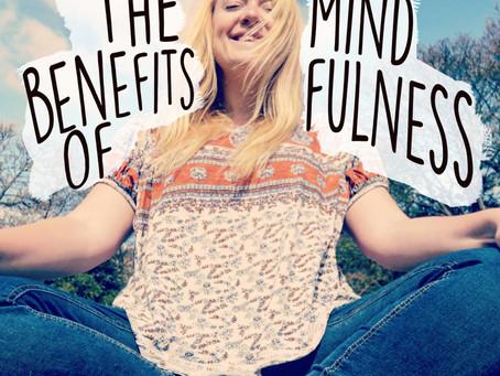 Mindfulness- Mental Health Awareness Week