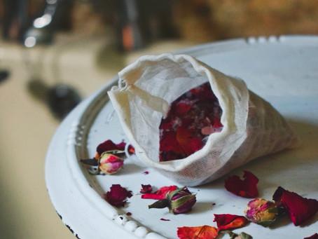 Reusable Tea Bags- Magazine Feature