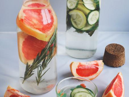 Infused Vitamin Water
