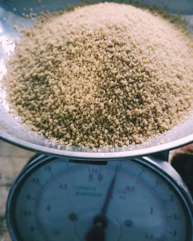 A Simple Med Veg Couscous