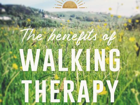 Walking Therapy- Mental Health Awareness Week