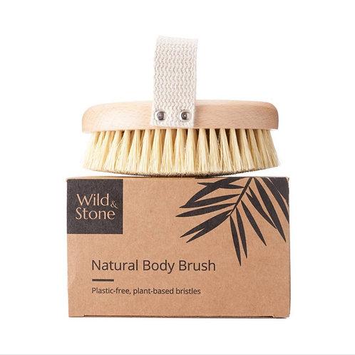 Natural Body Brush