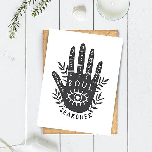 Soul Searcher Card