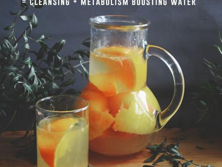 Metabolism Boosting Water