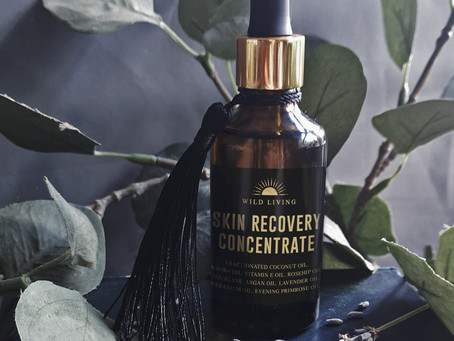 New: Skin Recovery Concentrate