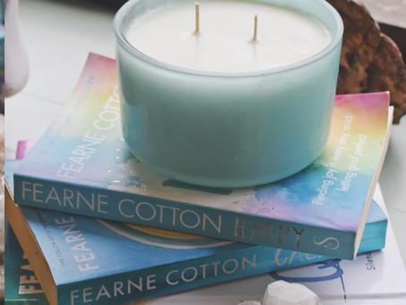 Renewing Eucalyptus And Lemongrass DIY Candle